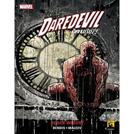 DAREDEVIL CİLT 7 : Black Widow