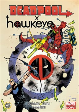 DEADPOOL X HAWKEYE