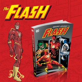 FLASH KLASİK SERİ CİLT 1 : Geoff JOHNS