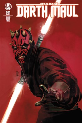 STAR WARS: Darth Maul Sayı 1