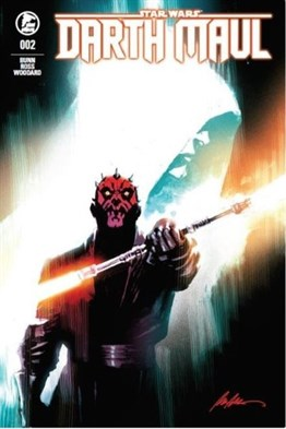 STAR WARS: Darth Maul Sayı 2