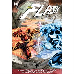 THE FLASH CİLT 6 : Zaman Kayması